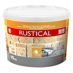 Spárovací hmota RUSTICAL odstín bílá 15kg