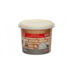 Spárovací hmota CLASSIC odstín šedá 7kg