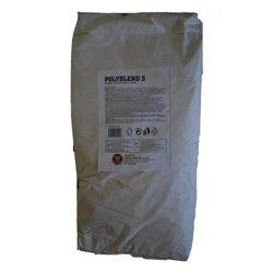 POLYBLEND S spárovací malta s pískem šedá 25kg
