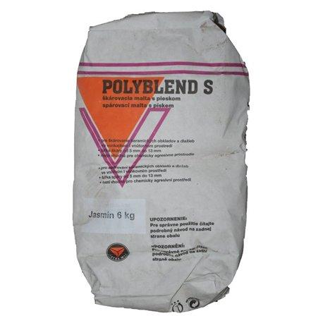 POLYBLEND S spárovací malta s pískem šedá 6kg
