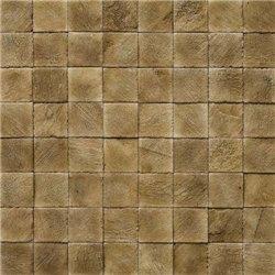 obklad IMPERIA 3 10x10 Mocca hnědý