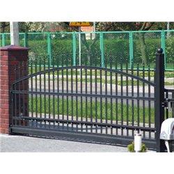 Výztuha pro sloupek pro brány a branky