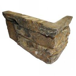 kamenný obklad MAGICRETE - DAVOS roh , 1192,-Kč za 1bm